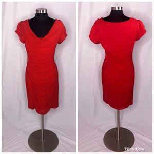 Women's Express Red Dress